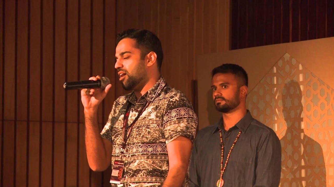 Reggae Rajahs at TedX, New Delhi - August 2015