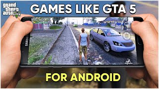 10 Best Android Games like GTA 5 [WITH DOWNLOAD LINKS]