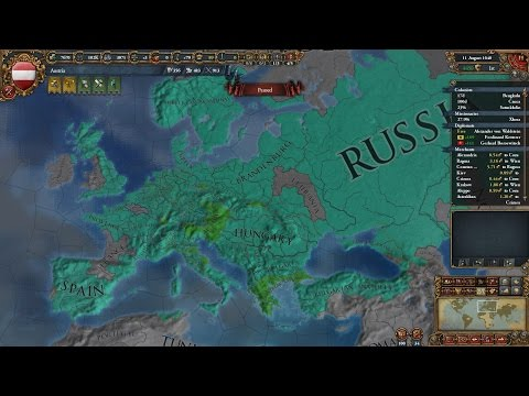 Complete ownage, Holy Roman Empire tips and tricks.