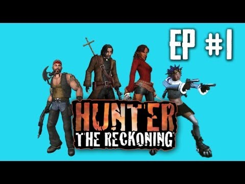 Hunter: The Reckoning - 3 Player Zombie Hack and Slash Co-Op