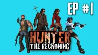 Hunter: The Reckoning - 3 Player Zombie Hack and Slash Co-Op Action EP. 1