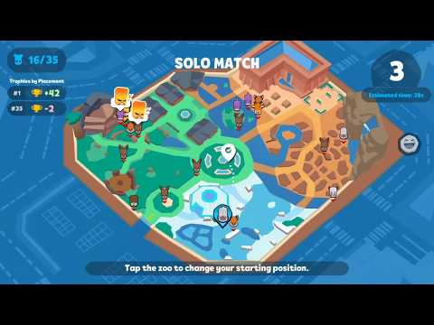 10 Tips On How To Win Zooba: Zoo Battle Arena Mobile Game