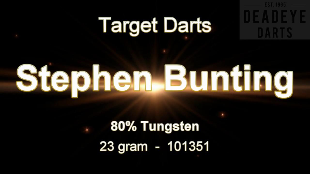 Dave Chisnall Chizzy Pixel Grip 90/% 22g Steel Dart 3 Dartpfeile Target Dart