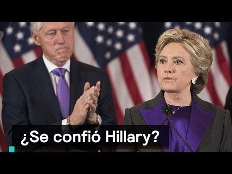 ¿Se confió Hillary? - Es la Hora de Opinar