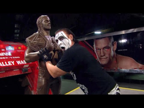 10 Faces You Never Thought Youd See On WWE TV
