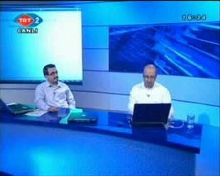 Bilişim Rüzgarı - Mehmet Nuri Çankaya Sohbet 1. 2