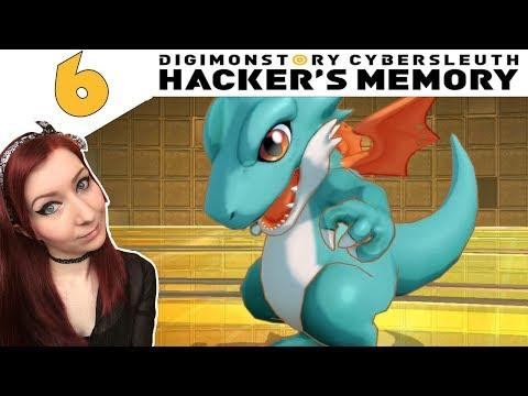 KAYABA BOSS! & DRACOMON ❤ Digimon Story Cyber Sleuth: Hacker's Memory Walkthrough Gameplay Part 6