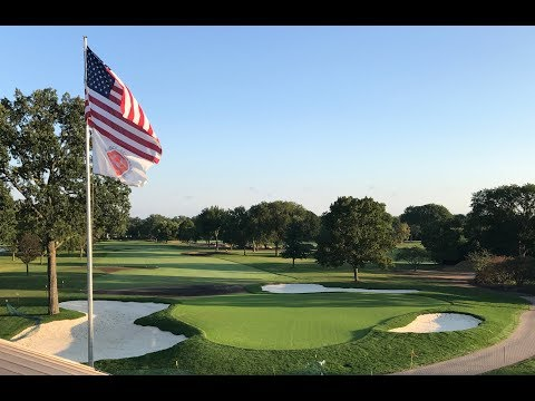 New USGA Greens at North Shore Country Club in Glenview, IL