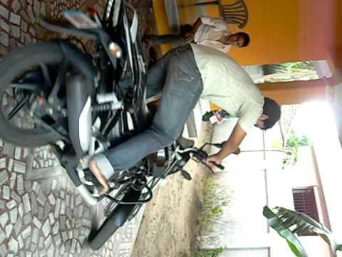 Sanobar Bike Skill