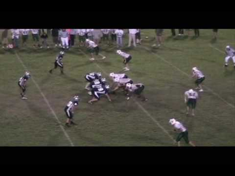 Austin Krause 2008 High School Football Highlights Junior Year