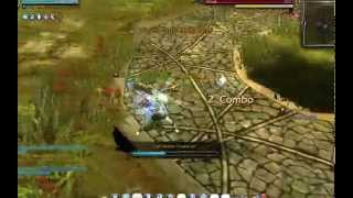 Dragon Nest China - Solo Arcbishop level 90 (Levinsiana - Abyss Walker)
