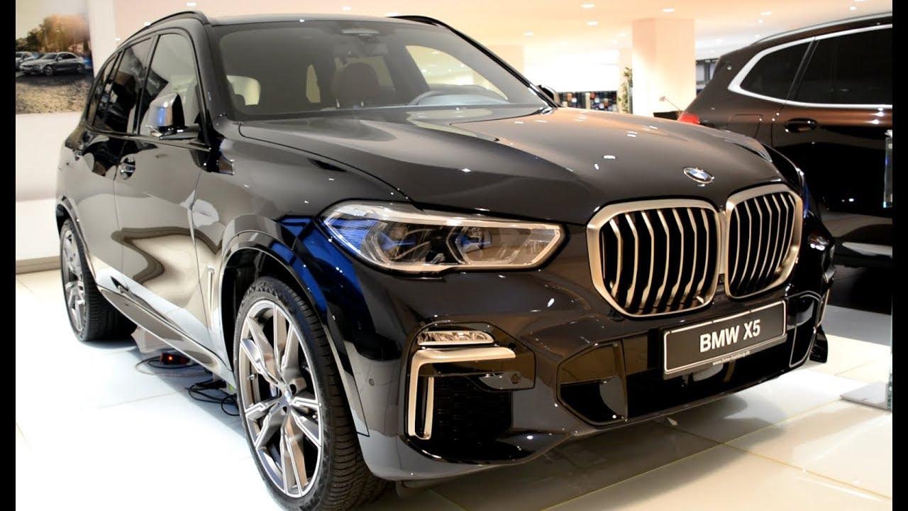 2019 New BMW X5 M50d Exterior - YouTube