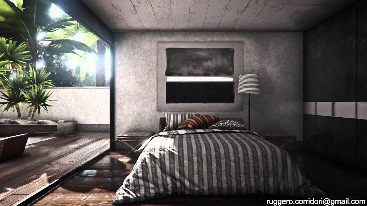 Unity3D Realtime Architectural Visualization Interior
