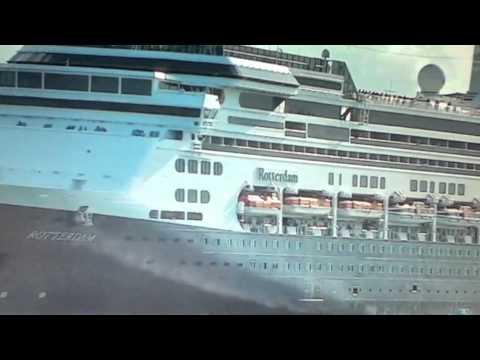 HAL Rotterdam SailAway