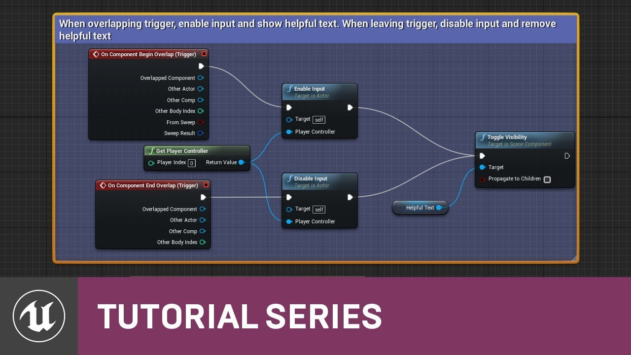 Intro to blueprints using inputs to control a class bp 07 v48 intro to blueprints using inputs to control a class bp 07 v48 tutorial series unreal engine malvernweather