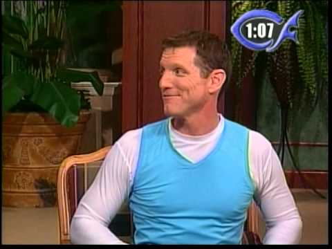 """Christian Fitness TV """"Chair Exercises with David Mayo"""""""