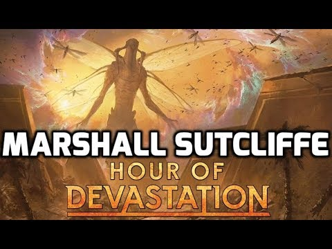 Channel Marshall - Hour of Devastation Draft #4