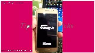Samsung J2  Sm-j200f  Frp Lock Remove Just One Click