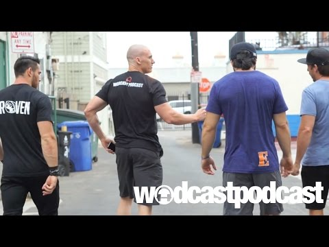 Kenny Leverich on Wodcast Podcast 123