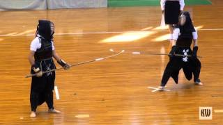 2014 All Japan Naginata - Women's Final