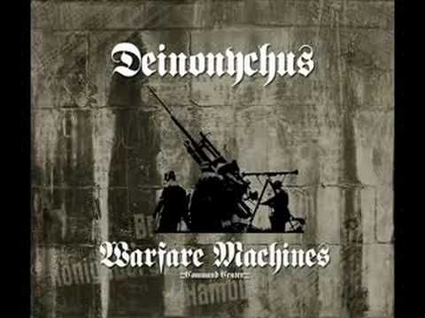Deinonychus - You Died Before I Was Finished