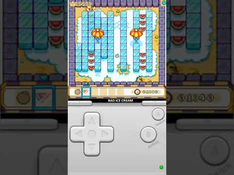 Bad Ice Cream 2: Icy Maze Game Y8