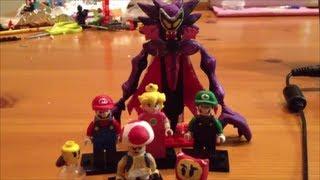 Custom LEGO Mario & Luigi Dream Team Minifigs (Including Antasma, Dreambert & more!)