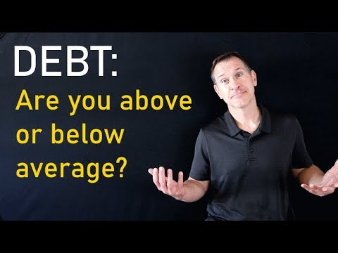 Average Debt By Age: Are You Higher Or Lower?