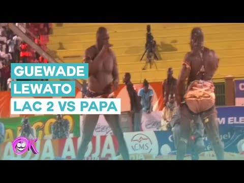 GEWADE (Lewato) - LAC 2 VS PAPA SOW le 12 Avril 2015