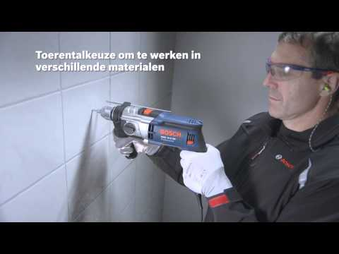 Bosch Klopboormachine GSB 13 RE & GSB 16 RE & GSB 19-2 RE &GSB 21-2 RE/RCT Professional