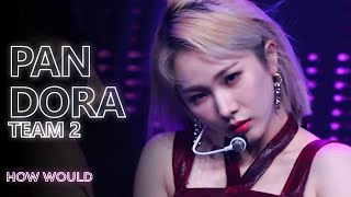 TCJ 1ST MISSION : KARA's TEAM 2 - Pandora (How Would)   TheSeverus