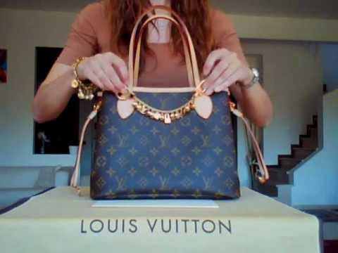 16199c02b Review: Authentic Neverfull PM (Icon) monogram bag Vuitton - YouTube