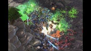 Sunday Series - MaSa (T) v Stephano (Z) Best of 5 - StarCraft 2 - Legacy of the Void 2019