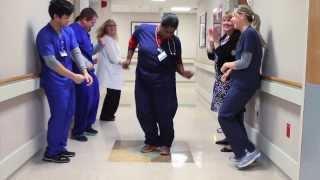 Meridian Health Fortune 100 'Happy' Video - 2014