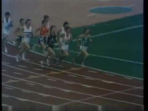 Sir John Walker - World Mile Record 1975 & Olympic 1500m Gold 1976