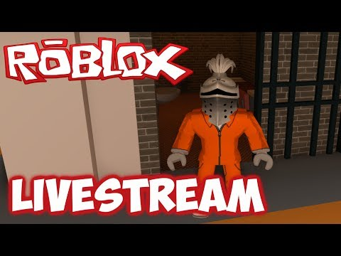 Roblox Live- Jailbreak, Murder, And Phantom Forces (With xdarzethx And NebNeb)