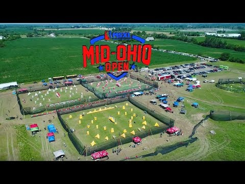MSXL Mid Ohio Open Highlight Video - LVL UP Sports Paintball Park July 8-9 2017