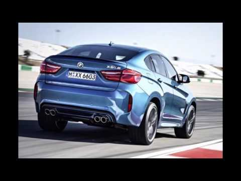 2017 Bmw X6 Nice Blue Youtube