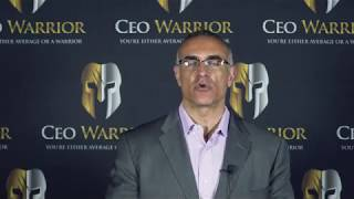 Hear What Tim Grover Has To Say About CEO Warrior