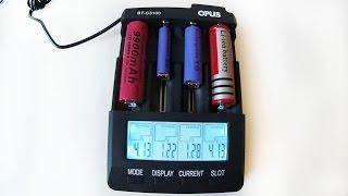 Универсальное зарядное устройство OPUS BT-C3100 V2.2 из Китая с AliExpress