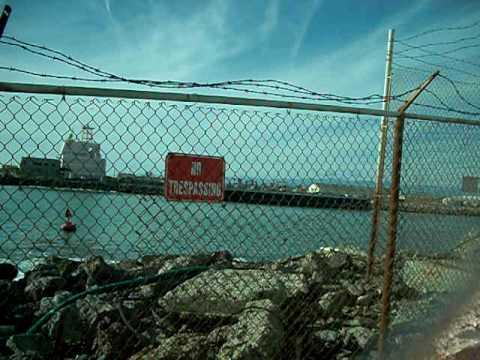 US Navy Base Port Hueneme CA