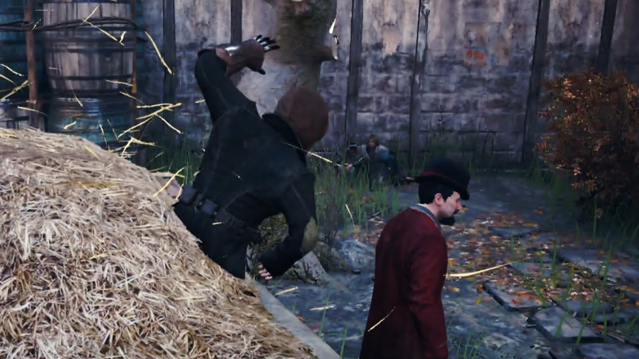 Assassin's Creed Syndicate | Stealth Killing Spree - YouTube