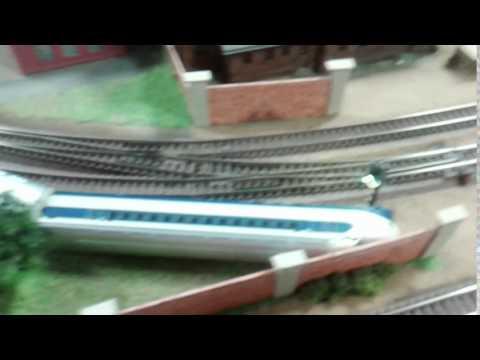 kato  Tren Bala