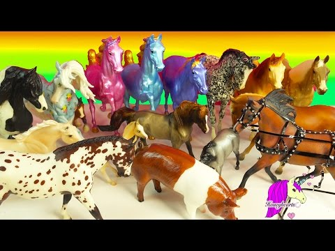 Breyerfest 2016 Loot , Breyer Model Horses Haul from Room Sales + Stores
