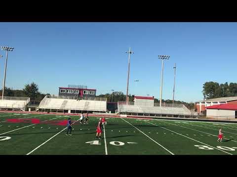 Camden Jordan MCHS 50 yard field goal