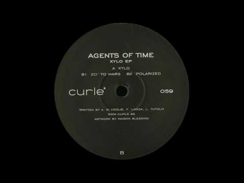 Agents Of Time - Polarized [CURLE059]