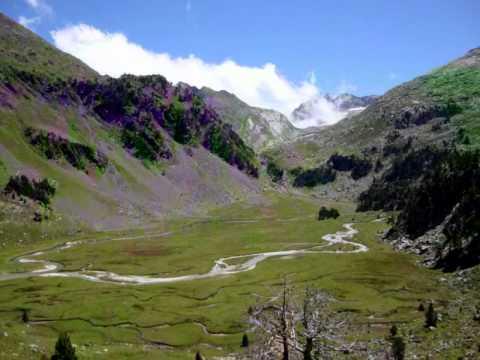 Vall de benasque besurta la renclusa aigualluts ba os de - Banos de benasque ...
