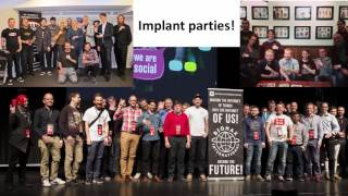 The coming Age of Human Augmentation | Hannes Sjoblad | TEDxBerlin