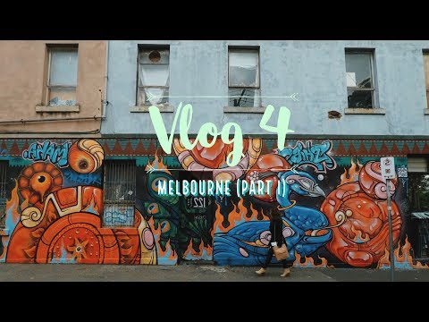 Melbourne 2017 Trip | Travel Vlog (Part I)