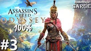 Zagrajmy w Assassin's Creed Odyssey [PS4 Pro] odc. 3 - Włócznia Kefalosa